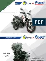 Capacitacion Motor CR5 - PDF