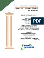 Proyecto Comercio Electronico