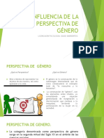 La Influencia de La Perspectiva de Género