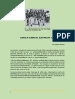 Ejercicio Soberania Bolivariana 2017