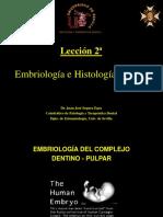 Leccion 2. EMBRIOLOGIA E HISTOLOGIA DENTAL.pdf