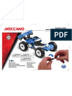 Meccano Race Car Manual