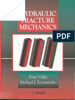 Hydraulic Fracture Mechanics(TAM)