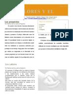 Publicación - Periódico