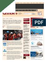Mineros Peruanos Inician Huelga Contra Reforma Laboral Pero Gobierno Dice Que Impacto Es Limitado _ Economía _ Gestion
