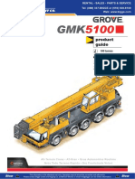 Grove GMK5100 Product Guide