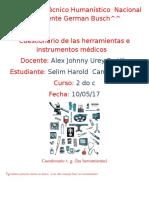 Instrumetos Medicos