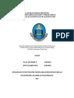 279979419 Laporan KP PT Pertamina EP Field Limau (2)