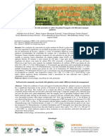 Comunidade bacteriana do solo associada ao cultivo de palma forrageira sob diferentes manejos químicos