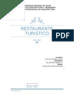 Restaurante Turistico INFORME
