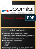 Introduccion a Joomla