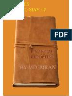CA Final Financial Reporting GMOWIC37
