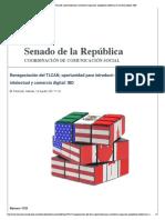 19-08-17 Renegociación del TLCAN, oportunidad para introducir migración, propiedad intelectual y comercio digital_ IBD