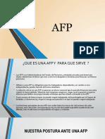 AFP brisa