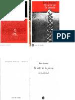 Ezra Pound - El arte de la poesía.pdf