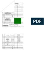 6.6kV Relay Signal List (ANNEXURE - I)