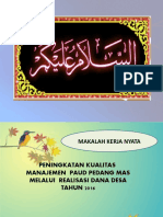 Presentation GP.pandE