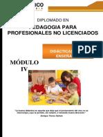 Guía Didáctica 4-Didácticas de La Enseñanza