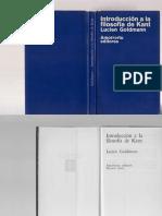 Goldmann - Introducción a La Filosofía de Kant