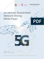 5g Service Guaranteed Network Slicing Whitepaper