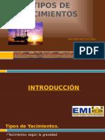 Diapositivas Tipos de Yacimientos Pptx (1)2