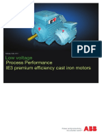 ABB IE3 Process Performance Catalogue