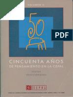 Cincuenta años de la CEPAL.pdf