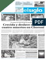 Edicion Impresa El Siglo 22-08-2017