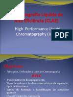Princípios Do HPLC e Aplicações -Análise Neurotransm e Metabólitos