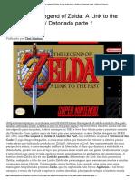 SNES – the Legend of Zelda_ a Link to the Past – Análise _ Detonado Parte 1 _ Eternal Players