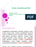 Syok Anafilaktif Edit