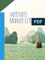 Vietnam Market Entry 2016