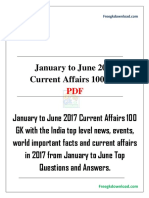 January to June 2017 100 Current Affairs.pdf