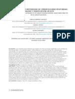Evaluación de La Integridad de Cimentaciones Profundas