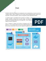 Docker Cheat Sheet Source - Final Draft