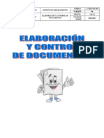 002 Control de Documentos E-mej-ma-002 v6 de 2017