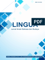 LINGUA STBA LIA (Vol. 12, No. 1, September 2016)