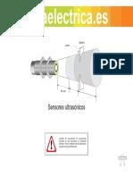 DOC Sensores Ultrasonicos