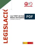EBEP Actualizado PDF