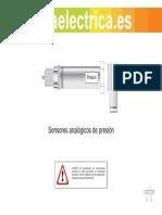 DOC Sensores de Presion
