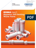 Osma HepvO Product Installation Manual (SW207) April 16
