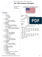 United States at the 1996 Summer Olympics - Wikipedia, The Free Encyclopedia