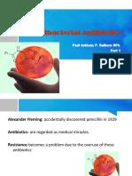 Antibacterial Antibiotics