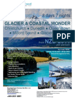 NZ - Glacier & Coastal Wonder