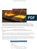 How Do Acid Prices Affect Smelter Revenues in Different Regions of the World__2
