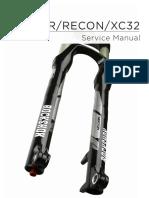 Rockshox Recon Xc32