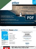 ISPRS SC Newsletter Volume 10 Issue 4