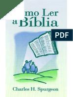 Como Ler a Bíblia - Charles H. Spurgeon.pdf