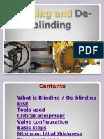 Blinding and Deblinding Rev1