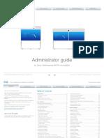 CISCOmx700 Mx800 Administrator Guide Tc72
